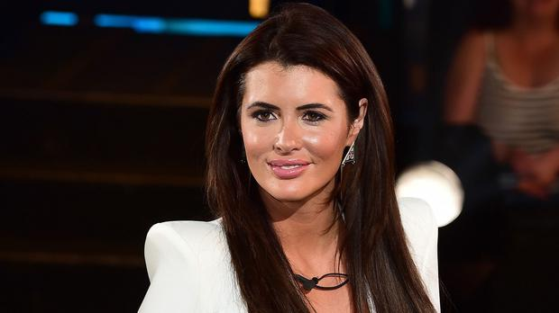 Helen Wood got into a row with fellow housemate Brian Belo