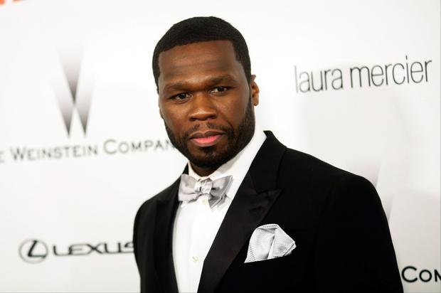 Curtis Jackon, AKA 50 Cent