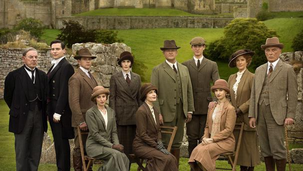 ITV may take a giant leap into the future when it picks a replacement for Downton Abbey