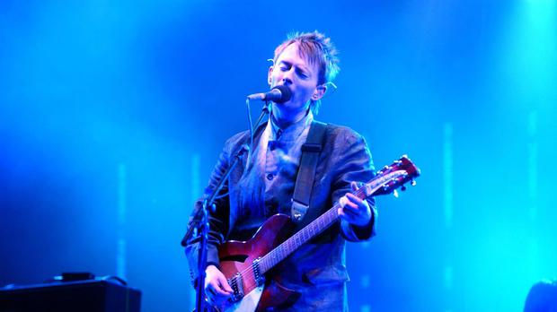 Thom Yorke is to play an intimate gig at Latitude