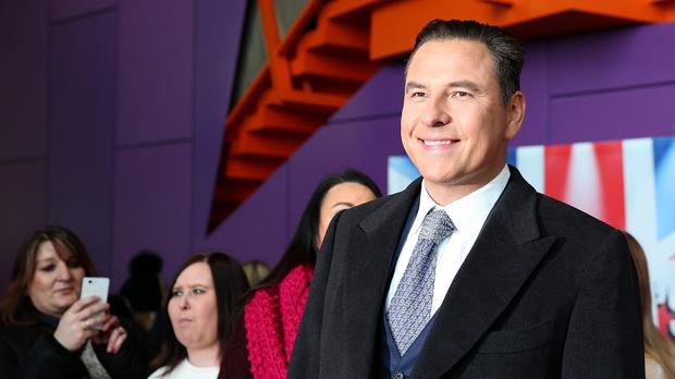 David Walliams says he prefers to work collaboratively