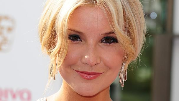 Helen Skelton said being a mother is 10 times better than she expected