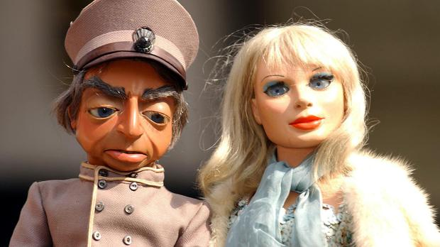 Thunderbirds is being filmed again at Slough Trading Estate