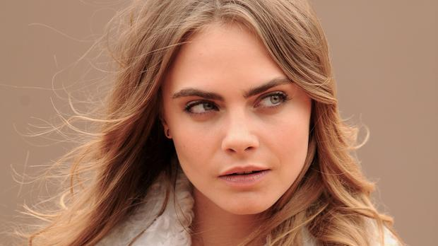 Cara Delevingne's TV appearance drew mixed reviews