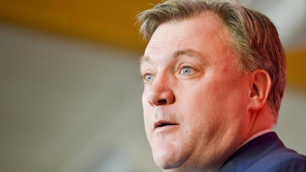 Ed Balls says he was invited on to I'm A Celebrity ... Get Me Out Of Here!