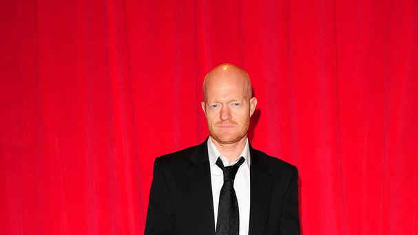 Jake Wood is eager to get up to some jungle japes in I'm A Celebrity...Get Me Out Of Here!