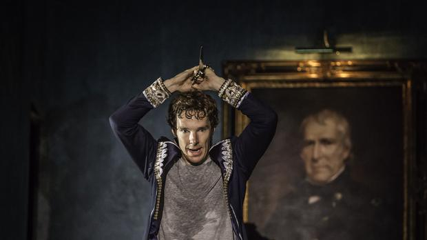 Cumberbatch's run in the title role of Hamlet is the fastest-selling play in British theatrical history