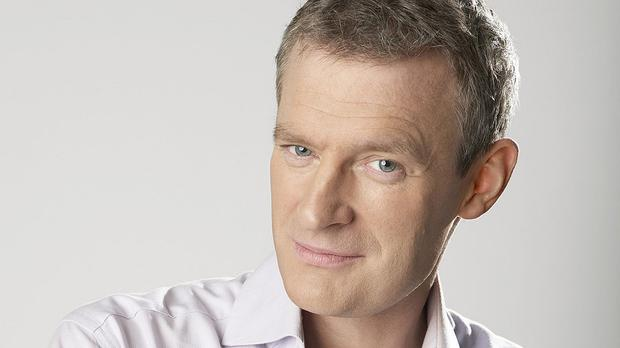 Jeremy Vine is the first star to join the line-up for the new series of Strictly Come Dancing