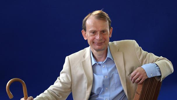 Andrew Marr spent two months in hospital after having a stroke in January 2013