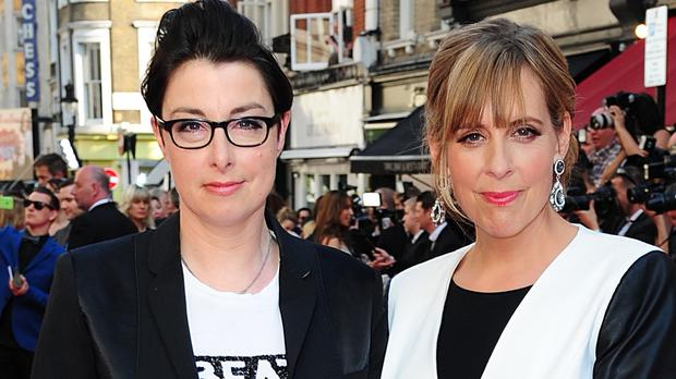 Sue Perkins and Mel Giedroyc have had their ITV chat show taken off air