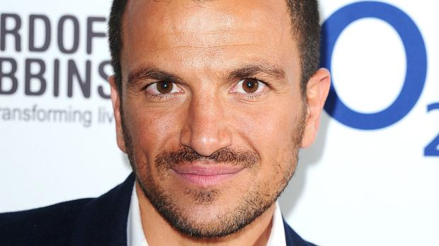 Peter Andre, who is the seventh celebrity who will appear on Strictly Come Dancing 2015