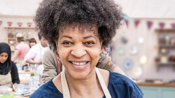 Dorret Conway is the third person to leave this year's Great British Bake Off