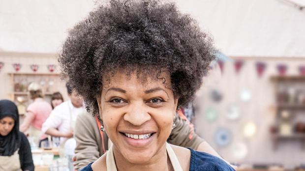 Dorret Conway has vowed to keep baking after being booted off Great British Bake Off (BBC)