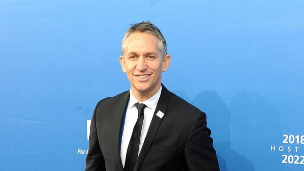 Gary Lineker stars in a new Walkers advertising campaign