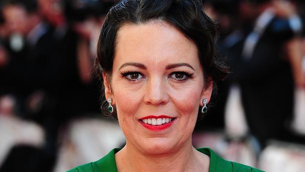 Olivia Colman plays music teacher Deborah in new TV series Flowers