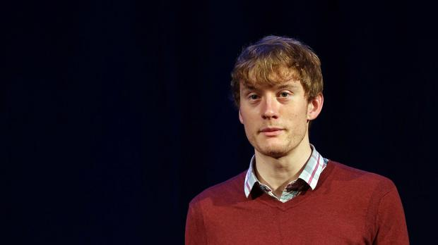 James Acaster has been nominated for best show again