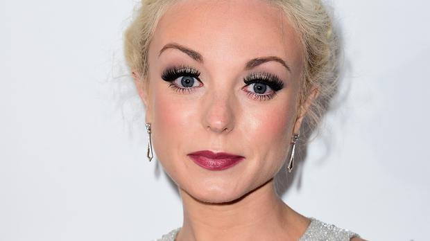 Helen George is the 13th person to be confirmed for the latest series of Strictly Come Dancing