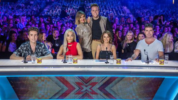 ITV has released its full schedule for The X Factor shows this year (ITV/PA)