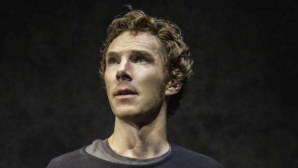 Benedict Cumberbatch will be playing Hamlet at the Barbican theatre in London until the end of October