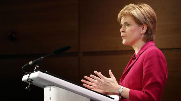 Nicola Sturgeon said the media could sometimes feel old fashioned