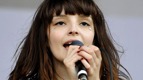 Lauren Mayberry of the Chvrches has condemned online trolls