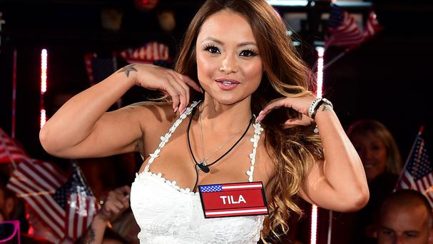 Tila Tequila has been removed from the Big Brother house