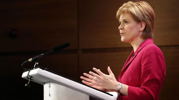 Nicola Sturgeon has demanded that Scotland must get a dedicated BBC television channel