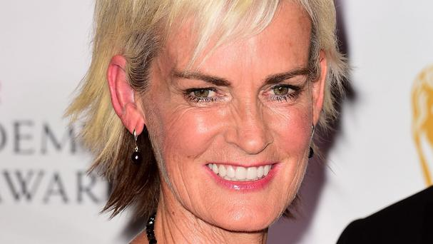 Judy Murray was voted off after eight weeks in last year's series