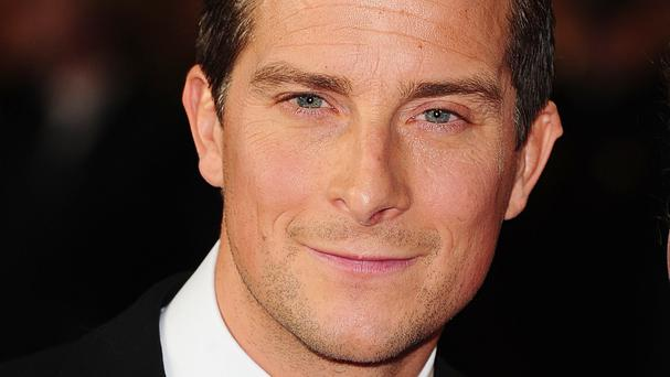 Bear Grylls says he relies heavily on his faith as he does not feel he is strong enough on his own