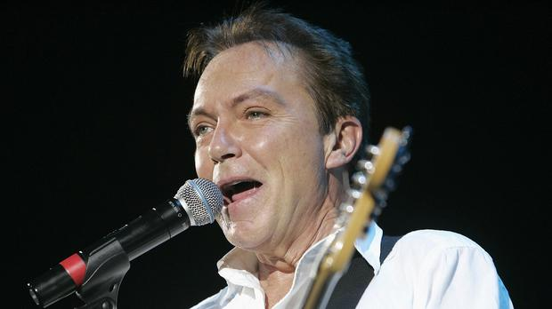 David Cassidy appeared combative in his interview with Eamonn Holmes