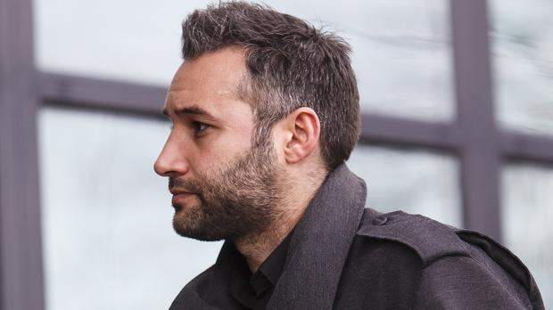 Singer Dane Bowers appeared at Croydon Magistrates' Court