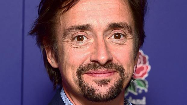 Richard Hammond spoke of a