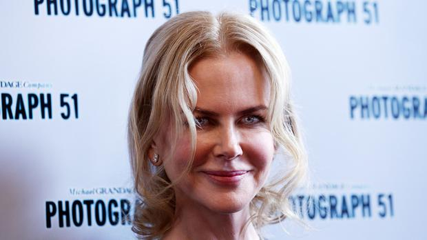 Nicole Kidman has returned to London's West End after 17 years to star in Photograph 51 at the Noel Coward Theatre