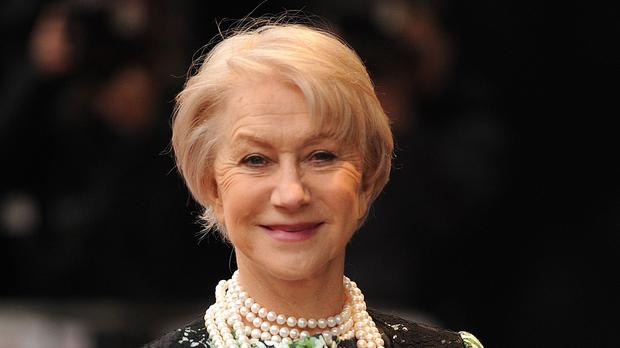 Dame Helen Mirren features in the exhibition