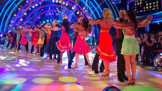Celebrities taking part in Strictly Come Dancing have allegedly been snubbed by ITV shows