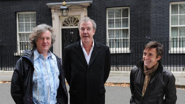 James May, Jeremy Clarkson and Richard Hammond are embarking on a new TV journey