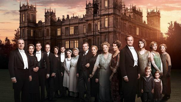 Trigger warnings were suggested for Downton Abbey