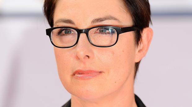 Sue Perkins was told she was infertile in 2007 after being diagnosed with a benign brain tumour