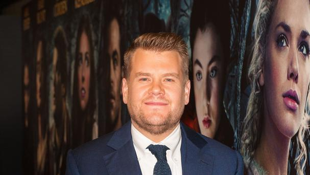 James Corden is the host of The Late Late Show