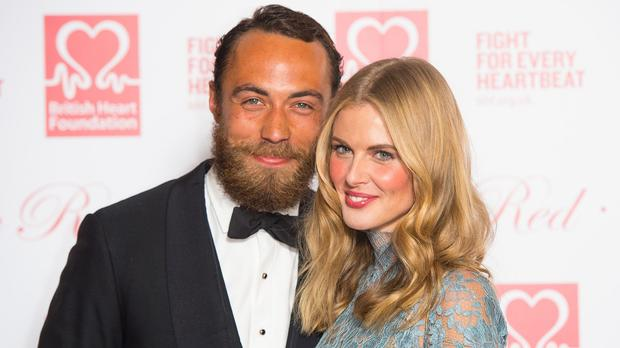 James Middleton and Donna Air have insisted they are still a couple