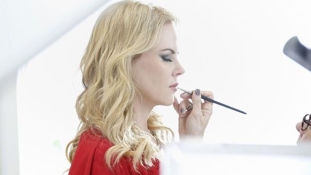 Nicole Kidman has taken over the reins from Arnold Schwarzenegger to star in the new advert for comparethemarket.com (comparethemarket.com/PA Wire)