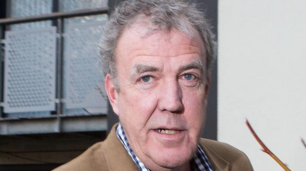Jeremy Clarkson's Top Gear is nominated for a National Television Award