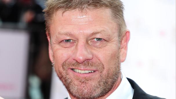 Sean Bean portrayed Sharpe, one of Bernard Cornwell's best-known characters