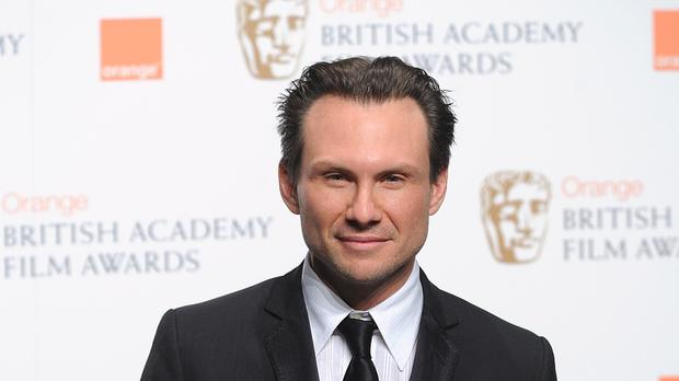 Christian Slater would like to feel the force