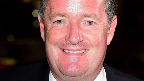 Piers Morgan is joining Good Morning Britain