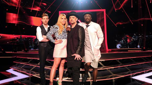 The Voice has a new judging panel line-up