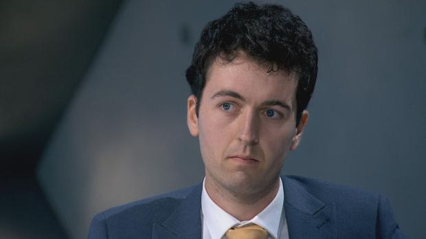 Dan Callaghan was the first candidate fired from this year's The Apprentice.