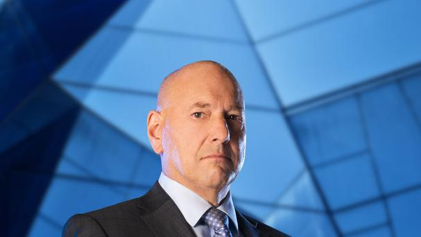 Claude Littner takes over from Nick Hewer as one of Lord Sugar's aides on the new series of The Apprentice