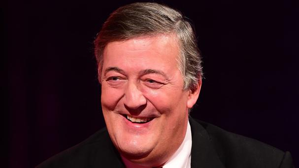 Stephen Fry is quitting QI