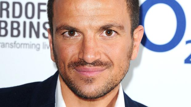Peter Andre featured in a series of reality television programmes by Mr H TV Ltd